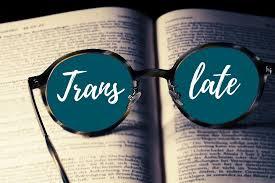 Könyv fordítás