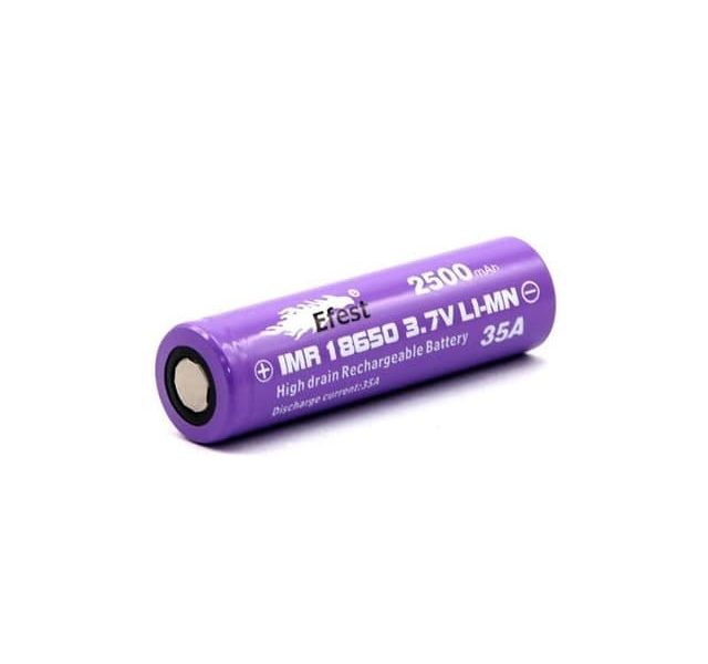 18650 akkumulátor