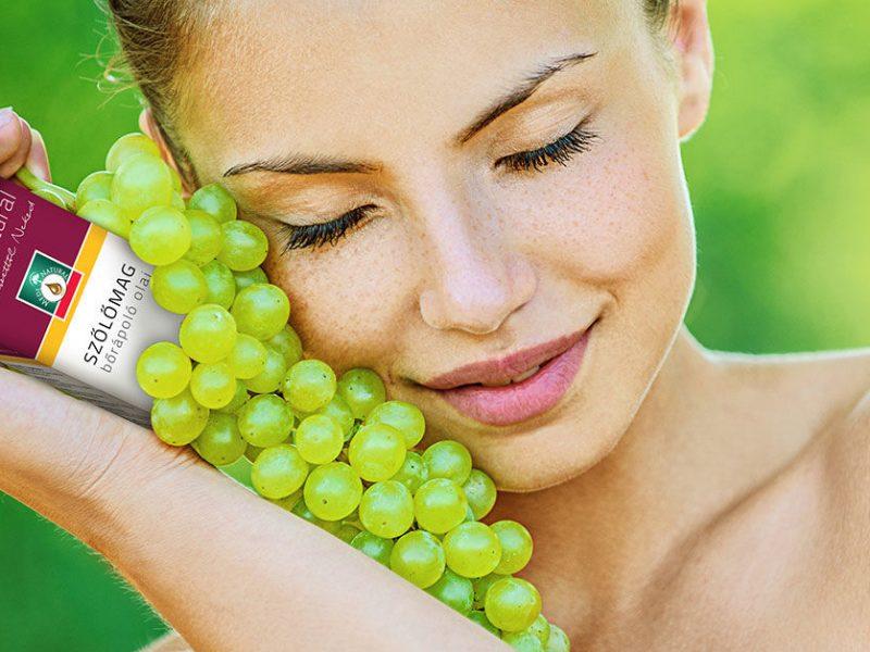 szőlőmagolaj hatása